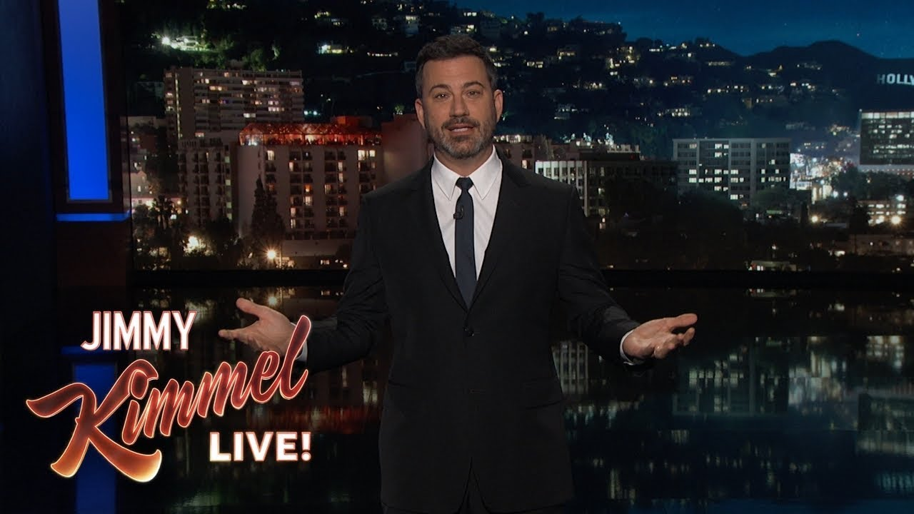 Jimmy Kimmel's Holiday Question: How Do You Tip Your Garbage Man?