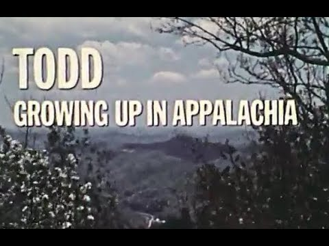 Growing Up In Appalachia: Living in the Appalachian Mountains