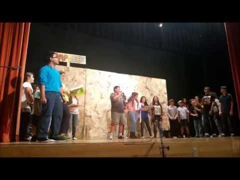 St John School Camp Rock Play 2015