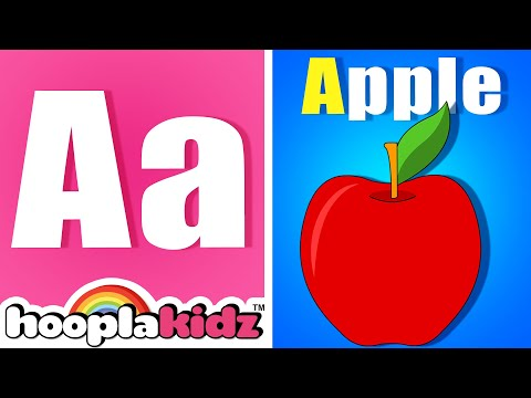 Phonics Songs  Learn Alphabet, ABC and Phonics Sounds in 20 Min  Hooplakidz