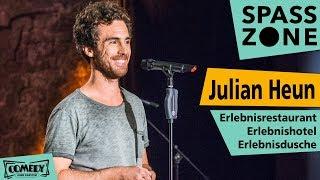 Julian Heun: Geschundene Wörter