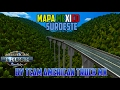 Liberación Mapa México Suroeste By Team American Truck Mx / + 3 mil GRACIAS!
