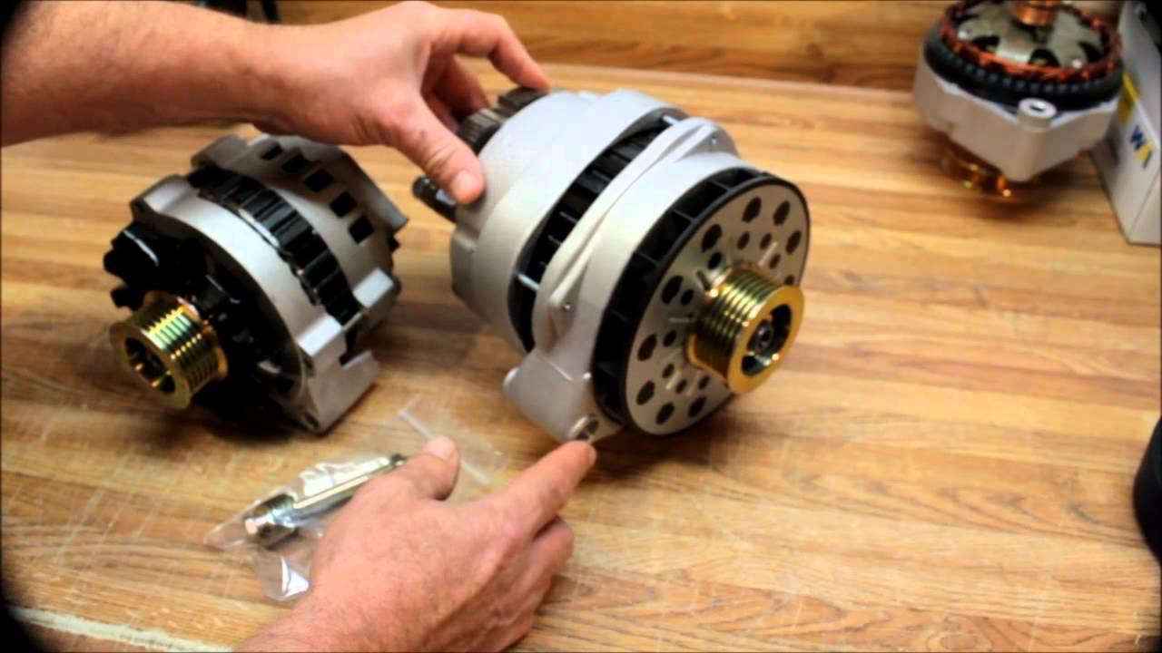 200 Amp Cs144 Dual Rectifier Alternator Chevy Suburban High Output Wiring Diagram