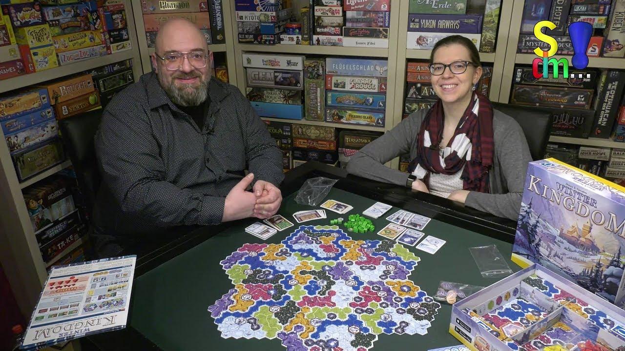 Frisch vom Tisch - Brettspiel - Neuheiten - Vol. 38 - Spiel doch mal...!
