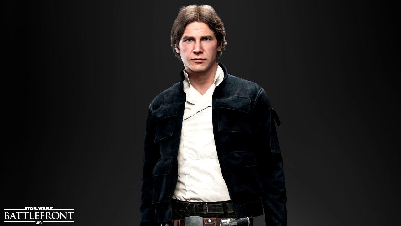 Star Wars Battlefront 2 Han Solo Voice Lines - Star Wars video - Fanpop