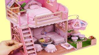 DIY Miniature House ~  10 Minute DIY Miniature Crafts #95