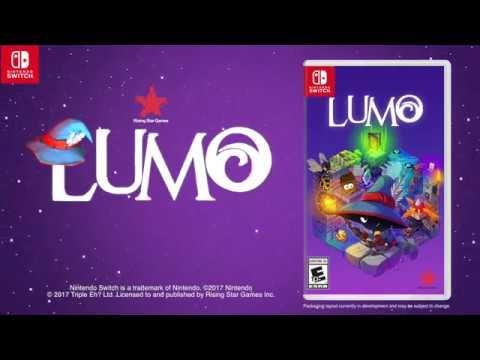 Lumo - Nintendo Switch Trailer (ESRB)