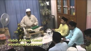 Habib Ahmad Ismail : Pesanan Rasulullah SAW pada yang pandai mengatur masa.