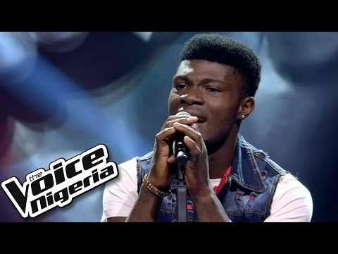 David Operah sings 'Stay'/ Blind...
