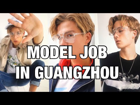 HOW IS A MODELING JOB IN CHINA (GUANGZHOU)?