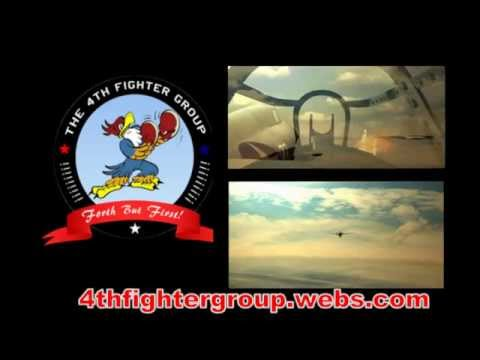 4th Fighter Group  promo vid