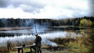 Осенний поход на озеро #156