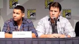 Comic-Con - Castle - Nathan Fillion Q&A