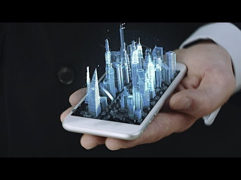 World's First Holographic Smartphone Is Already There: The Future Is Now!