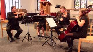 One Day Like This - Elbow - performed by Northern String Quartet