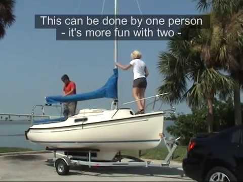 Com-Pac Legacy sailboat company video