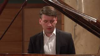 Łukasz Chrzęszczyk – F. Chopin, Ballade in A flat major, Op. 47 (First stage)