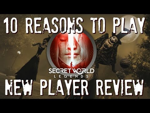 10 Reasons To Play Secret World Legends (2018) | SWL New Player Review