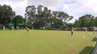 2017/18 Auckland Bowls Finals Day. Part One