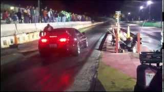 Toyota Supra 0-387Km/h in 5,9 sec acceleration 2JZ gte world record