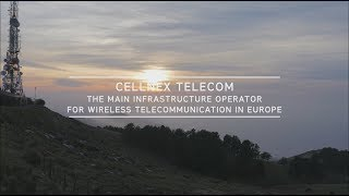 Cellnex Telecom 2018 Video