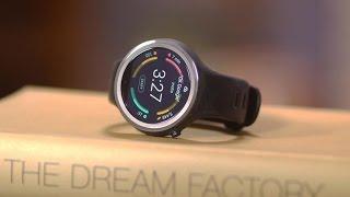 بالفيديو.. استعراض لمزايا ساعة Moto 360 Sport