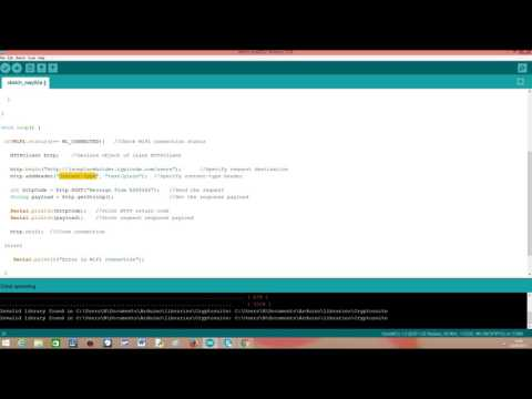ESP8266: HTTP POST Requests – techtutorialsx