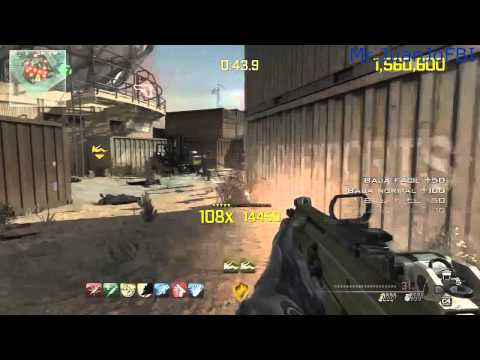 COD MW3 | Modo Caos | Dome Gameplay Musical.