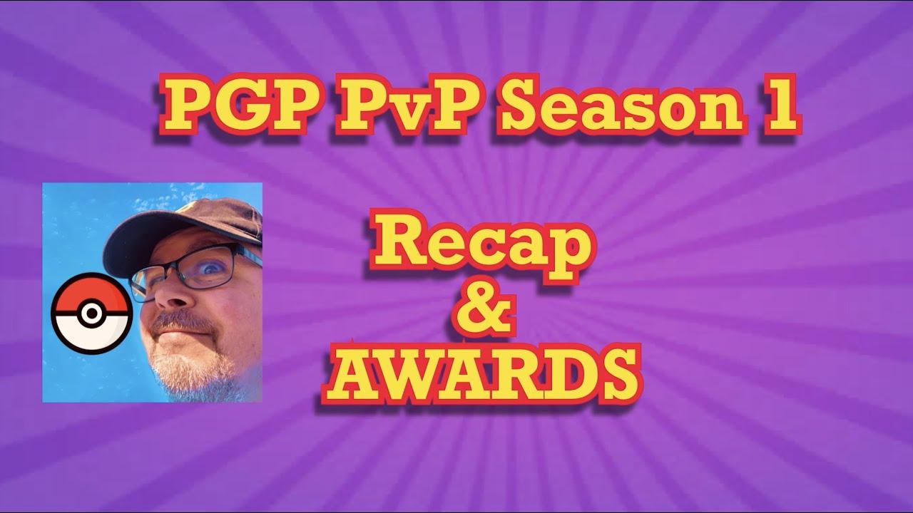 Pittsburgh Pokemon Go PvP Season 1 Recap and Awards