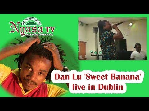 Dan Lu Sweet Banana live in Dublin