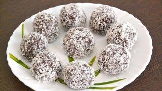 Chocolate balls recipe / Choco Balls