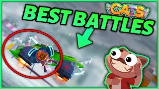 C.A.T.S FUNNY MOMENTS & BEST BATTLES - Insane Fights Compilation - Crash Arena Turbo Stars