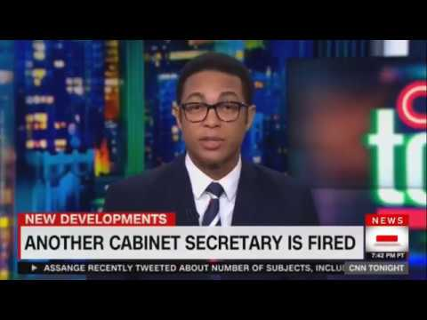 Don Lemon News - Another Day Of Chaos In The  Trump Administration