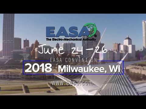 2018 EASA Convention Promo
