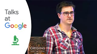 """Lewis Dartnell: """"Origins - How The Earth Made Us"""" 