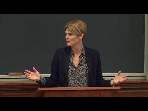 2018 Last Lecture Series | Jody Freeman