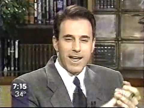NBC-TODAY-3/4/97-Matt Lauer, Katie Couric