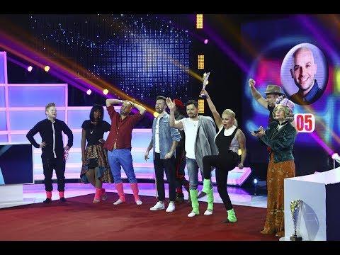 Echipa lui Liviu Vârciu a câştigat ediţia a 3-a de la FANtastic show