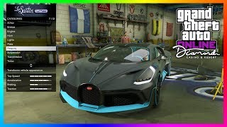 GTA 5 Online The Diamond Casino & Resort DLC Update - NEW VEHICLES! Trufadde Thrax & MORE In Game!