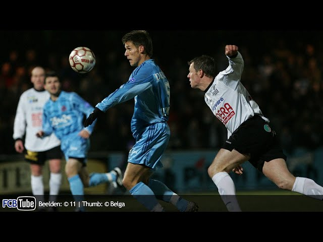 2005-2006 - Jupiler Pro League - 20. KSV Roeselare - Club Brugge 1-1