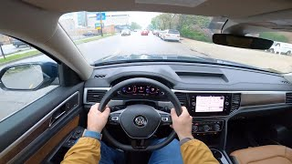 2020 Volkswagen Atlas SEL V6 4Motion: Virtual Test Drive — Cars.com