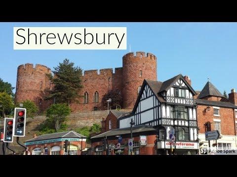 Travel Guide Shrewsbury Shopshire UK Pros And Cons