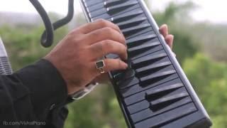 Khamoshiyan Piano + Melodica Reprise Instrumental Cover by Vishal Bagul