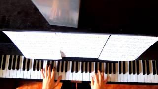 Hercule Poirot Theme piano