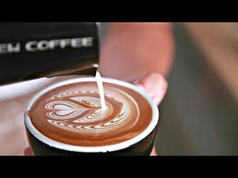 Amazing Barista Latte Art Training Compilation! ( Oddly Satisfying ) | Coffee Art |