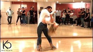 Kiko & Christina - Romantic Bachata Sensual @ Bailamos Salsa in Basel / Switzerland