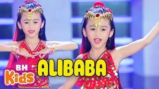 Nhạc Thiếu Nhi Sôi Động Hay Nhất ♫ ALIBABA ♫ CON BƯỚM XINH || Bài Hát Hay Cho Bé