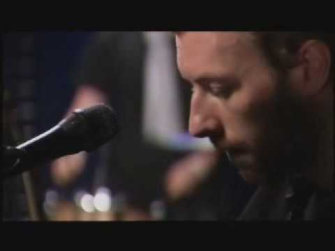coldplay speed of sound acoustic