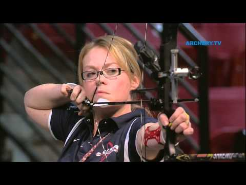 Indoor Archery World Championships 2012 - Las Vegas - Match #1
