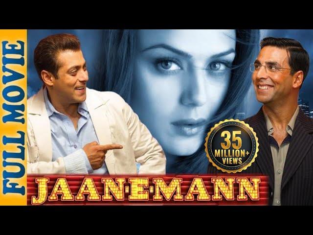 Jaan-E-Mann (HD) Super Hit Comedy Movie & Songs - Salman Khan - Akshay Kumar - Preity Zinta